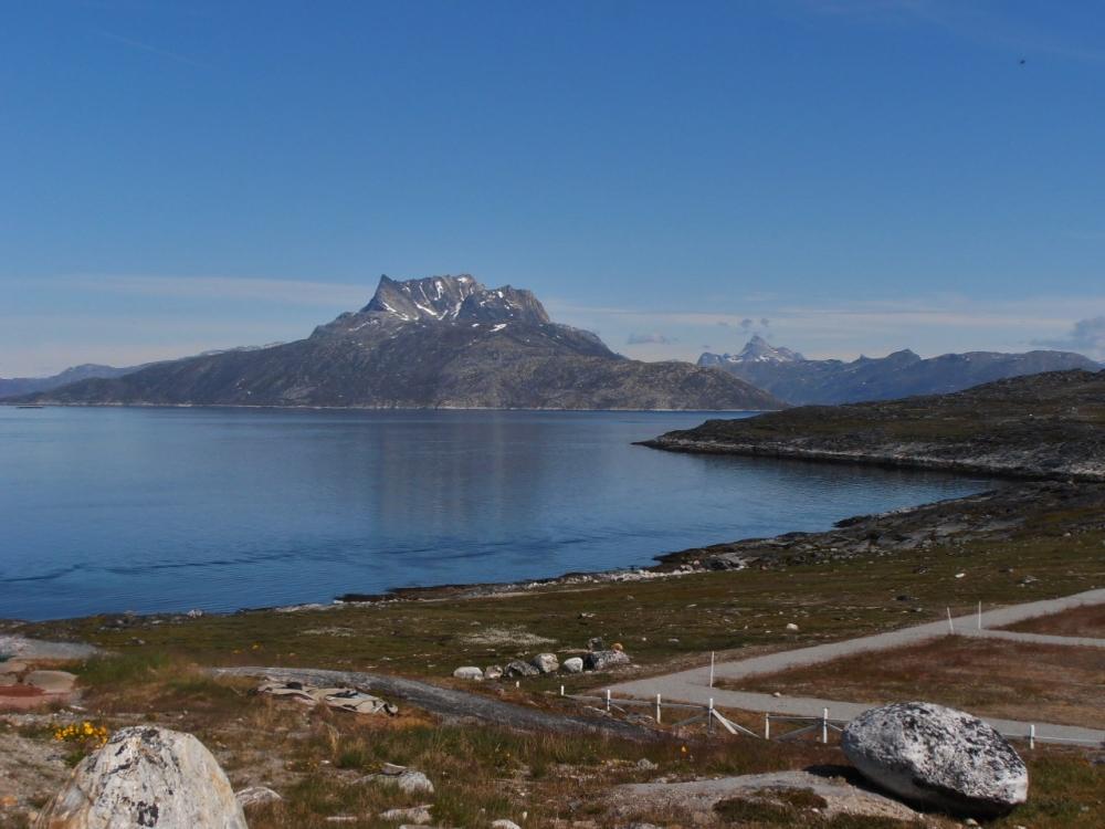 Near Nuuk Greenland August 31, 2015