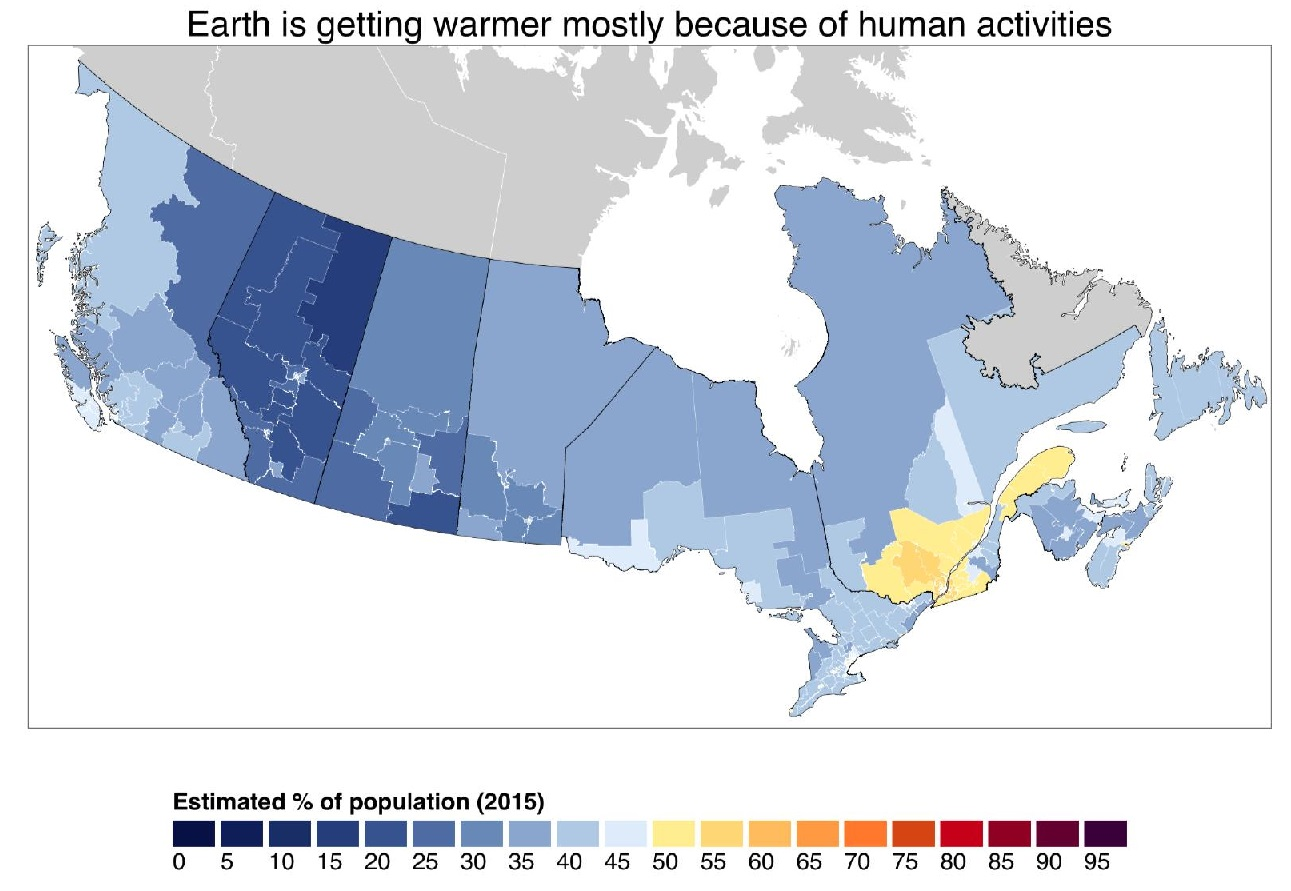 Canada Survey Mostly Human