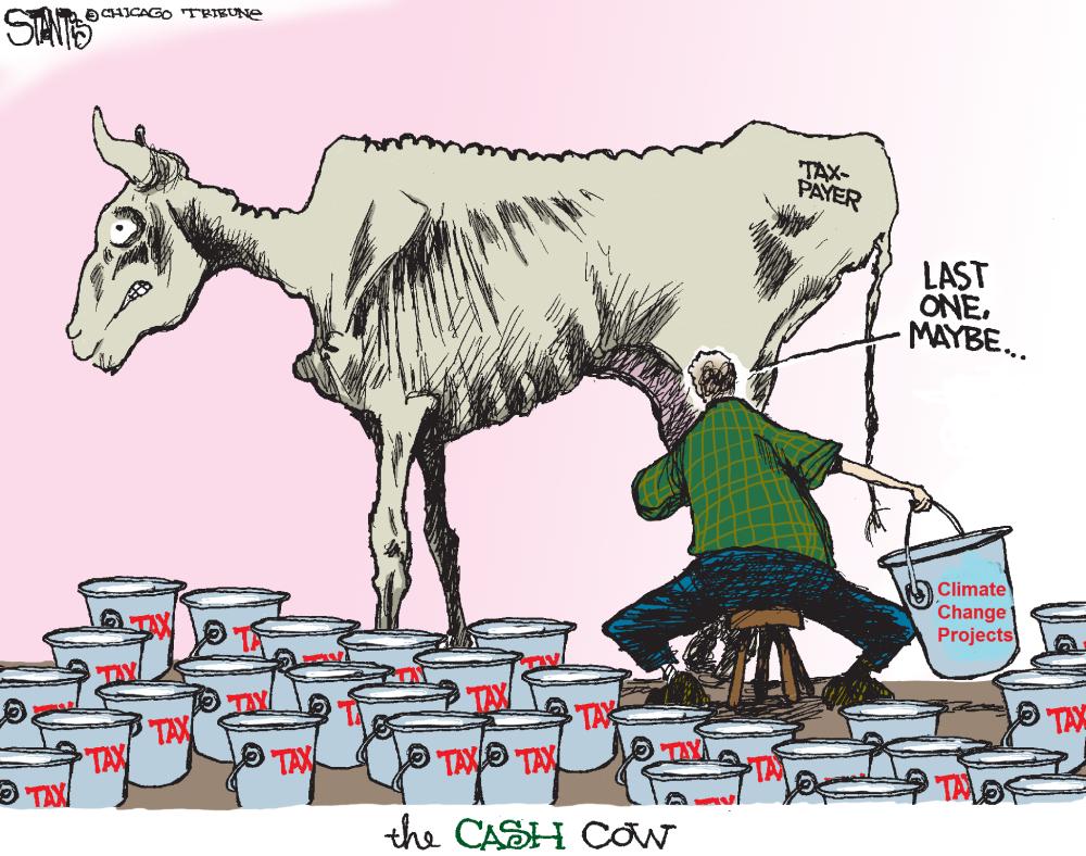 Climate cashCow