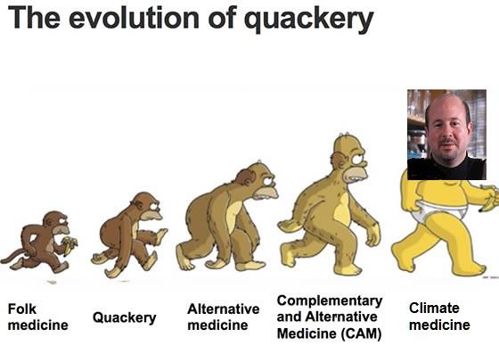 Climate Quakery