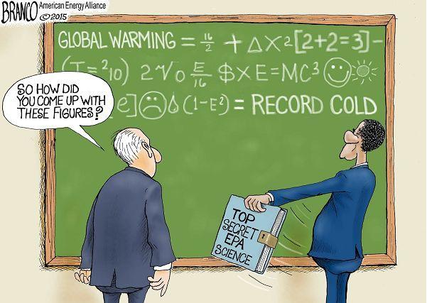 EPA Secret Science