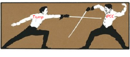 Trump vs IPCC