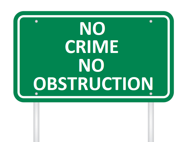no crime