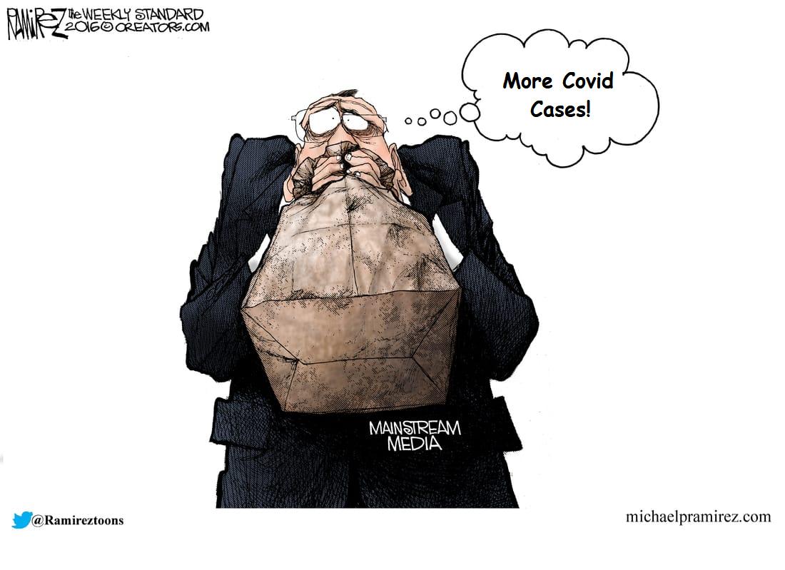 More Covid Cases