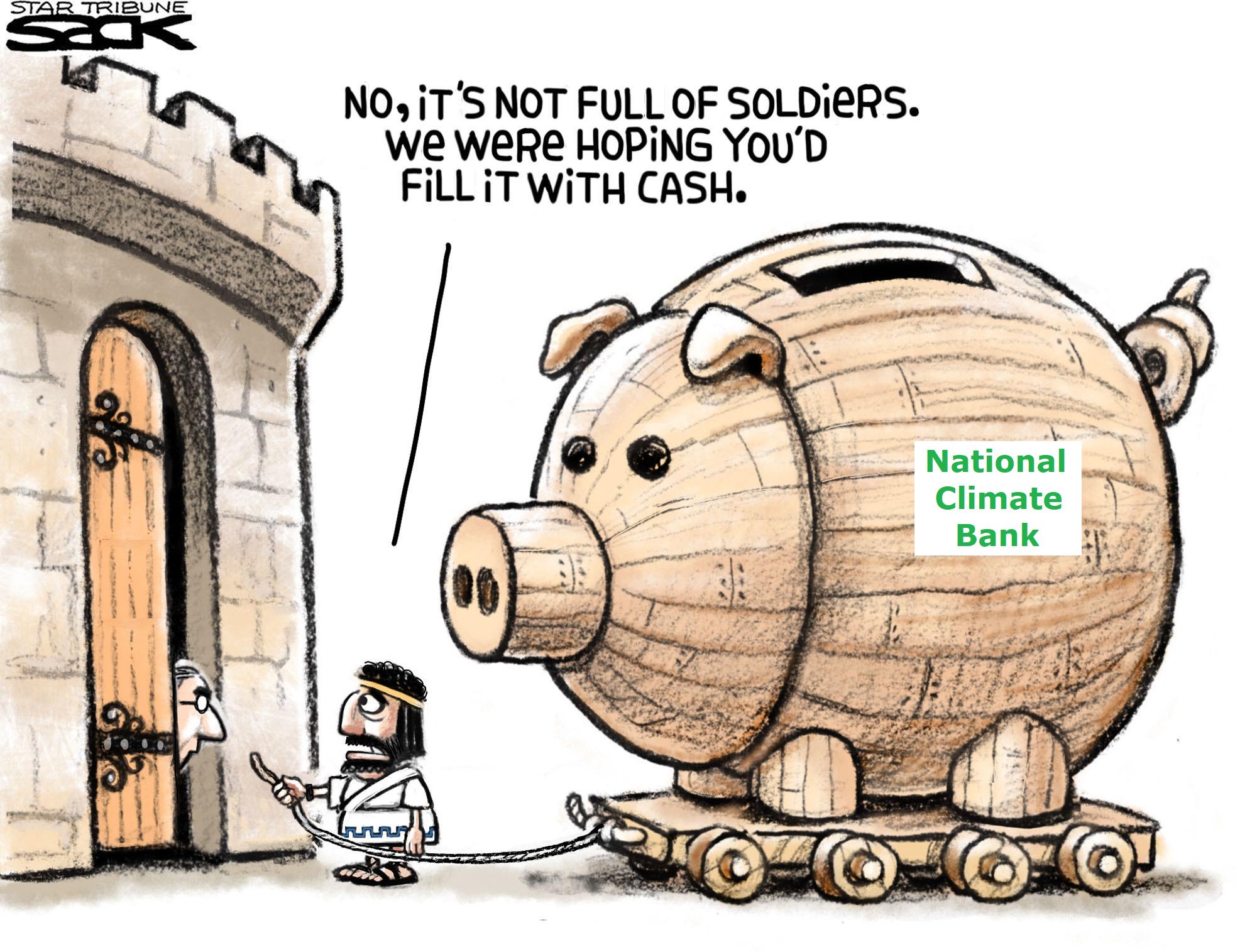 Climate Piggy Bank