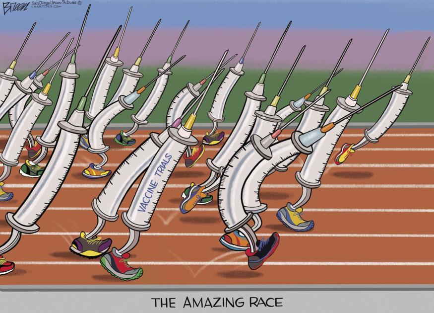 Amazing Vax Race